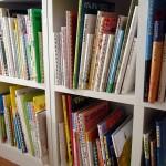UniLeaf Booksの本棚です
